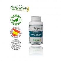 BeNatur – Plus Colágeno y Ácido Hialurónico – 120 Comprimidos