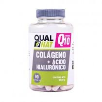 Colágeno con Ácido Hialurónico ✔️ Q10 ✔️Vitamina C y Zinc ✔️ Piel Radiante