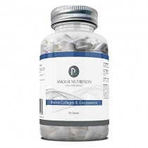 Colágeno marino 800 mg & Glucosamina 1000 mg