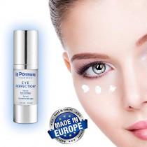 Serum contorno ojos 30ml con ácido hialurónico y colágeno