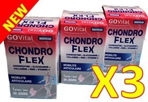 Urgo GOVital – Chondro Flex condroitina glucosamina colágeno MSM Vit C